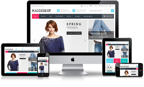 Frisco, Texas WooCommerce Design and Development